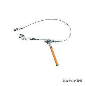 永木精機 ハルー軽量張線器 500(3型) 一般外線用 20-1B|kys