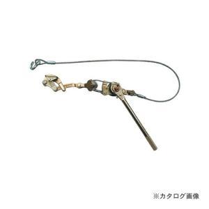 永木精機 ハルー軽量張線器 1500(5型) 外線用 20-7|kys