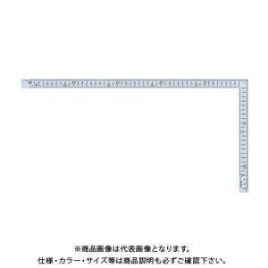シンワ測定 曲尺 広ピタ シルバー 50cm 10036