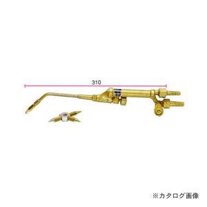タスコ TASCO TA370-12 溶接器 (サンソ・アセチレン用) 火口4本付|kys