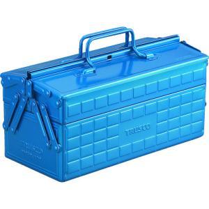 TRUSCO 2段工具箱 350X160X21...の関連商品2