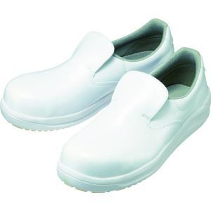 ミドリ安全 ワイド樹脂先芯入り超耐滑軽量作業靴 ハイグリップ 22.0CM NHS600-W-22....