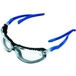 ミドリ安全 二眼型 保護メガネ(クッションモールド付) VS-102F|kys