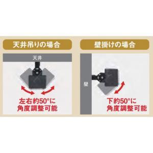 (直送品)ナカトミ 天吊り型遠赤外線電気ヒーターIFH-10C IFH10C|KanamonoYaSan KYS