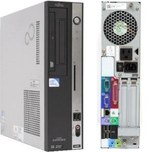 中古パソコン 19インチ液晶セット office2013付 富士通 D530 Celeron 1.80GHz メモリ2G HDD160G Windows7 pro 32bit済 DtoD機能 新品キーボード マウス付|kysshoji|02