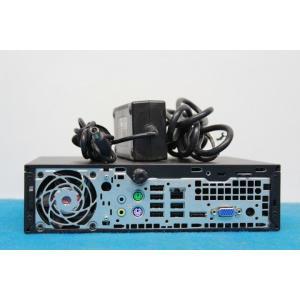 中古パソコン Windows7 Pro 32bit済 高速 HP 8000Elite USDT Core2Duo-2.93GHz HDD160G メモリ2G DVDドライブ リカバリ領域あり|kysshoji|02