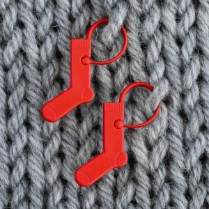 addi スティッチマーカー Socks-Stitch 408-7 5個入り|kyupi