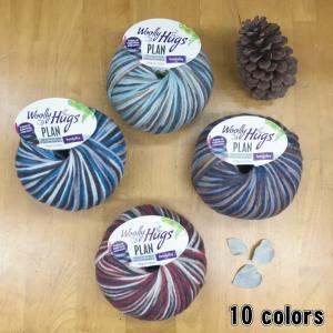 ウーリーハグズプラン Woolly Hugs Plan  プランドプーリング専用糸|kyupi