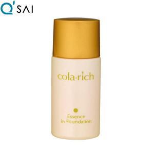 キューサイ コラリッチ美容液ファンデーション(30g) [ コラーゲン配合 美容液成分約84% SPF25 ]|kyusai-kantou