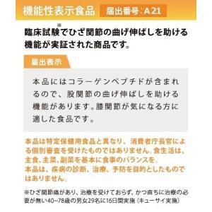 キューサイ ひざサポートコラーゲン(1箱30包入/約30日分)2箱+無料分1箱(30包入)プレゼント!【期間中、何回でもご購入可能】|kyusaikenko|02