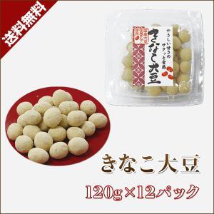 きなこ大豆 国産 イソフラボン お茶請け 九州のごちそう便 送料無料 120g×12パック