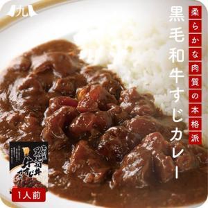 九州産 黒毛和牛 牛すじカレー レトルトカレー ご当地カレー 200g