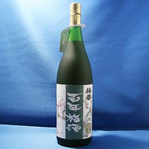 梅香 百年梅酒 14° 1800ml
