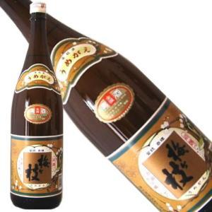 梅ヶ枝 金撰1800ml瓶[長崎県:梅ケ枝酒造]|kyusyusake