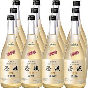 本格麦焼酎、22度、720ml 壱岐(いき)で一番高い山の伏流水と厳選された原料、それに永年の醸造技...