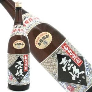 壱岐麦焼酎 壱岐25度1800ml瓶