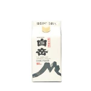 純米焼酎 白岳25度900mlパック|kyusyusake