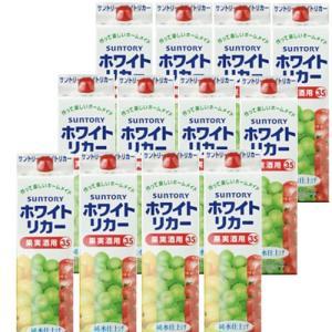 甲類焼酎 サントリー ホワイトリカー35度1800mlパック2ケース(12本)|kyusyusake