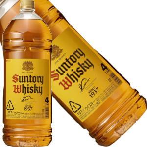 サントリー角瓶4000mlペット|kyusyusake