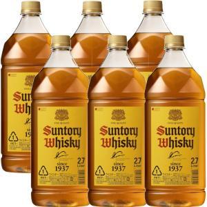 サントリー角瓶2700mlペット1ケース(6本入)|kyusyusake