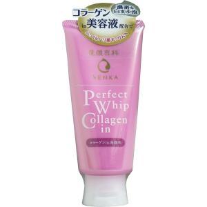 洗顔専科 パーフェクトホイップ コラーゲンイン 洗顔フォーム 120g|kyuusansyoukai