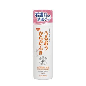 ハビナース うるおうからだふき 液体タイプ ウッディフローラルの香り 400mL kyuusansyoukai