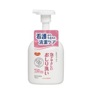 ハビナース 泡がやさしいおしり洗い ホワイトフローラルの香り 350mL kyuusansyoukai