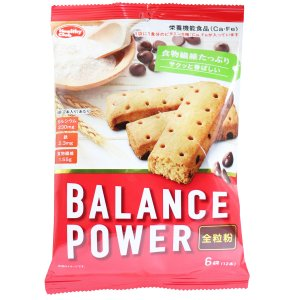 バランスパワー 全粒粉味 袋入 6袋(12本)...の関連商品7