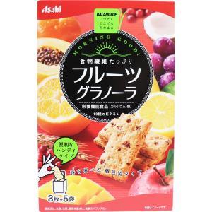 バランスアップ フルーツグラノーラ 3枚×5袋...の関連商品7