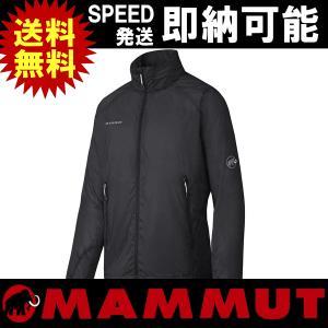 MAMMUT マムート WING Jacket Men ウイングジャケット メンズ ミドルレイヤー ウインドブレーカー 1010-25480|kyuzo-outdoor