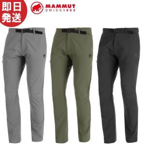 MAMMUT マムート パンツ AEGILITY Slim Pants AF Men アジリティー ...