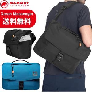 MAMMUT マムート メッセンジャーバッグ Xeron Messenger 通勤 通学 旅行用 2...