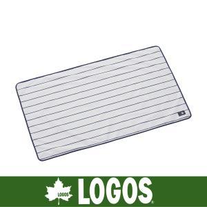 LOGOS ロゴス アウトドア オックス防水シート・ワイドペア ピンストライプ  71809635|kyuzo-outdoor