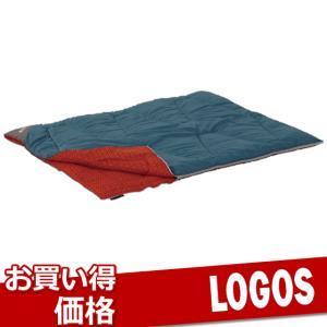 LOGOS ロゴス 寝袋 シュラフ ミニバンぴったり寝袋・-2(冬用)(車内用/ハイキング)