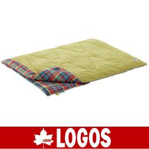 LOGOS ロゴス ミニバンぴったり丸洗い寝袋チェッカー・2(シュラフ/寝袋/寝ぶくろ/ねぶくろ/登山/トレッキング/山登り/ハイキング/キャンプ/72600740)|kyuzo-outdoor