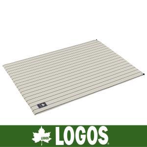 LOGOS ロゴス アウトドア デザインセルフインフレートマット・DUO ピンストライプ  72884121|kyuzo-outdoor