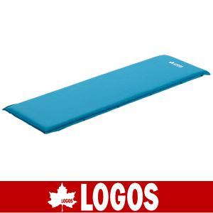 LOGOS ロゴス (超厚)セルフインフレートマット・SOLO(エアマット/車内用/ハイキング/登山/山登り/アウトドア/72884130)|kyuzo-outdoor