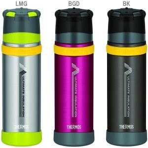 THERMOS サーモス 山専ボトル 山専用ボトル 500ml 水筒 真空断熱ステンレスボトル FFX-500|kyuzo-outdoor|02