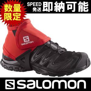 SALOMON サロモン トレイルランニング トレラン ゲイター SALOMON TRAIL GAITERS LOW サロモン トレイル ゲイター ロー|kyuzo-outdoor
