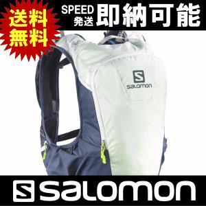 SALOMON サロモン トレイルランニング トレラン リュック ザック SALOMON サロモン SKIN PRO 15 SET スキン プロ 15 セット|kyuzo-outdoor