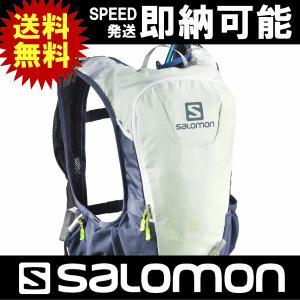 SALOMON サロモン トレイルランニング トレラン リュック ザック SALOMON サロモン SKIN PRO 10 SET スキン プロ 10 セット|kyuzo-outdoor