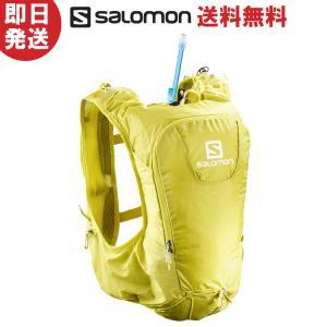SALOMON サロモン SKIN PRO 10 SET スキンプロ 10 セット トレイルランニン...