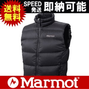 Marmot マーモット ダウンベスト Trans down DEFENDER Vest|kyuzo-outdoor
