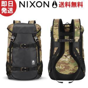 NIXON ニクソン リュック LANDLOCK III BACKPACK NC28132865-0...