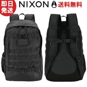 NIXON ニクソン リュック SMITH BACKPACK GT NC2904000-00 BLA...