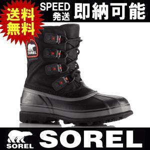 Sorel ソレル ブーツ NM2138 Sorel Caribou XT ソレル カリブーXT スノーブーツ 防寒ブーツ ウィンターブーツ|kyuzo-outdoor