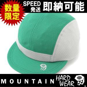 トレラン キャップ 帽子 ぼうし mountain hardwear MHWRunningCap マウンテンハードウェアMHWランニングキャップ(OE0898 374)|kyuzo-outdoor