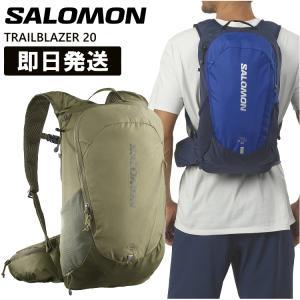 SALOMON サロモン リュック ランニングバッグ TRAILBLAZER 20L トレイルブレイ...
