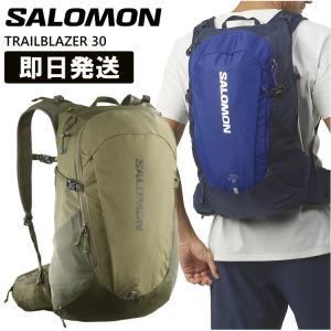SALOMON サロモン リュック ランニングバッグ TRAILBLAZER 30L トレイルブレイ...