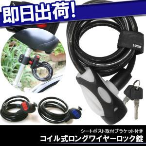PALMY P-555 ダストカバー付ワイヤーロック|kyuzo-shop